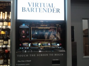 virtual bartender