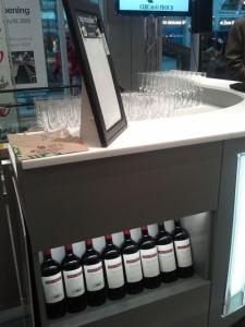 wine tasting at walgreens