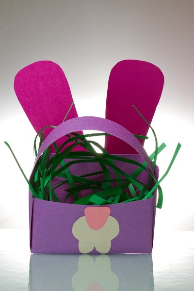 Construction Paper Crafts Easter