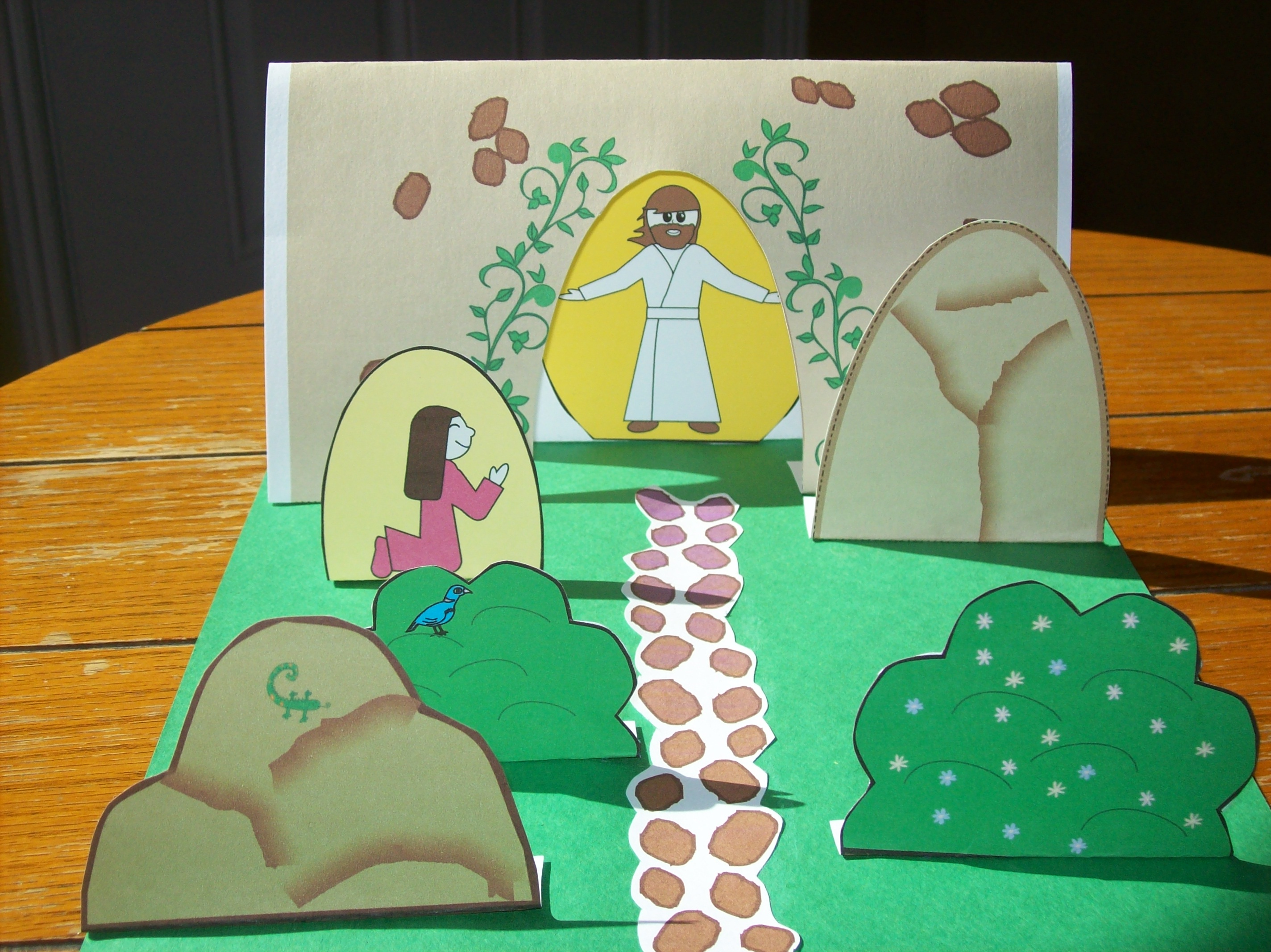 Christ centered easter crafts activities making time