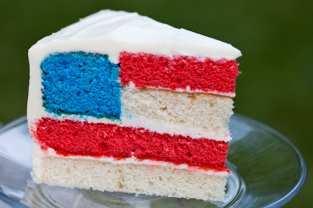 Image result for piece of cake fourth of july