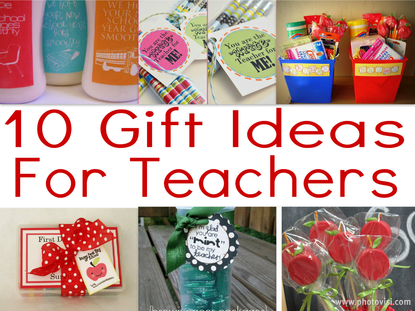 Classroom Keepsake Ideas ~ Teacher gifts for the first day of school making time